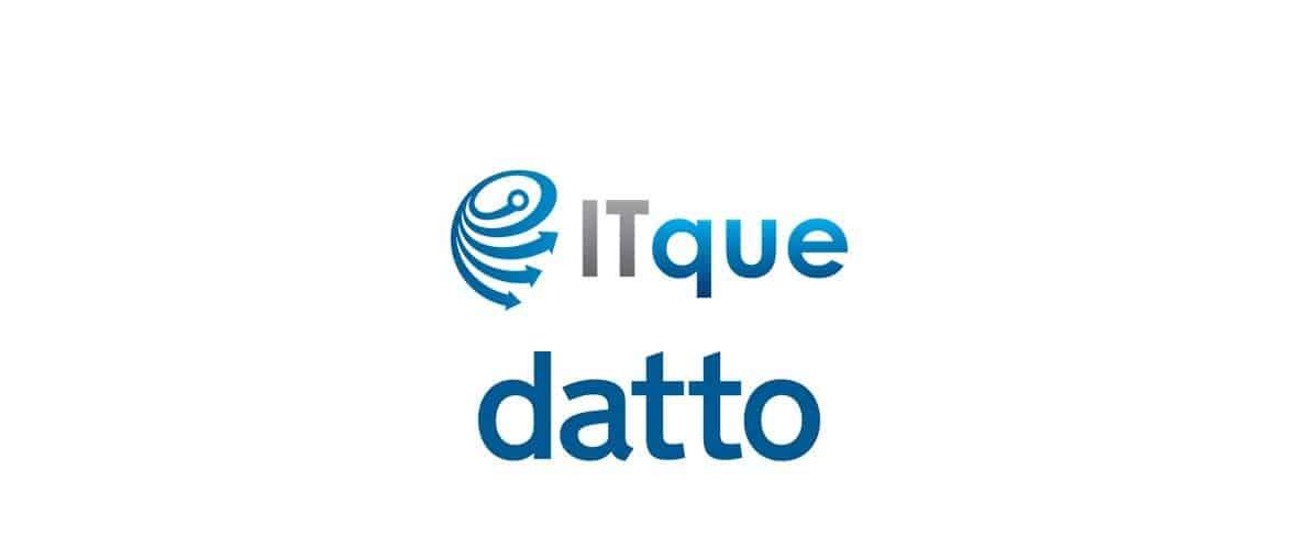 Datto Itque Logo | ITque