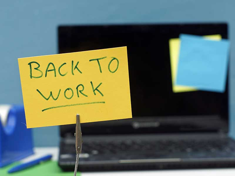 Return-To-Work Support and Best Practices | ITque